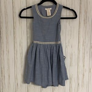177fda3ac8961a Size 5 Lilly Wicket Chambray Dress